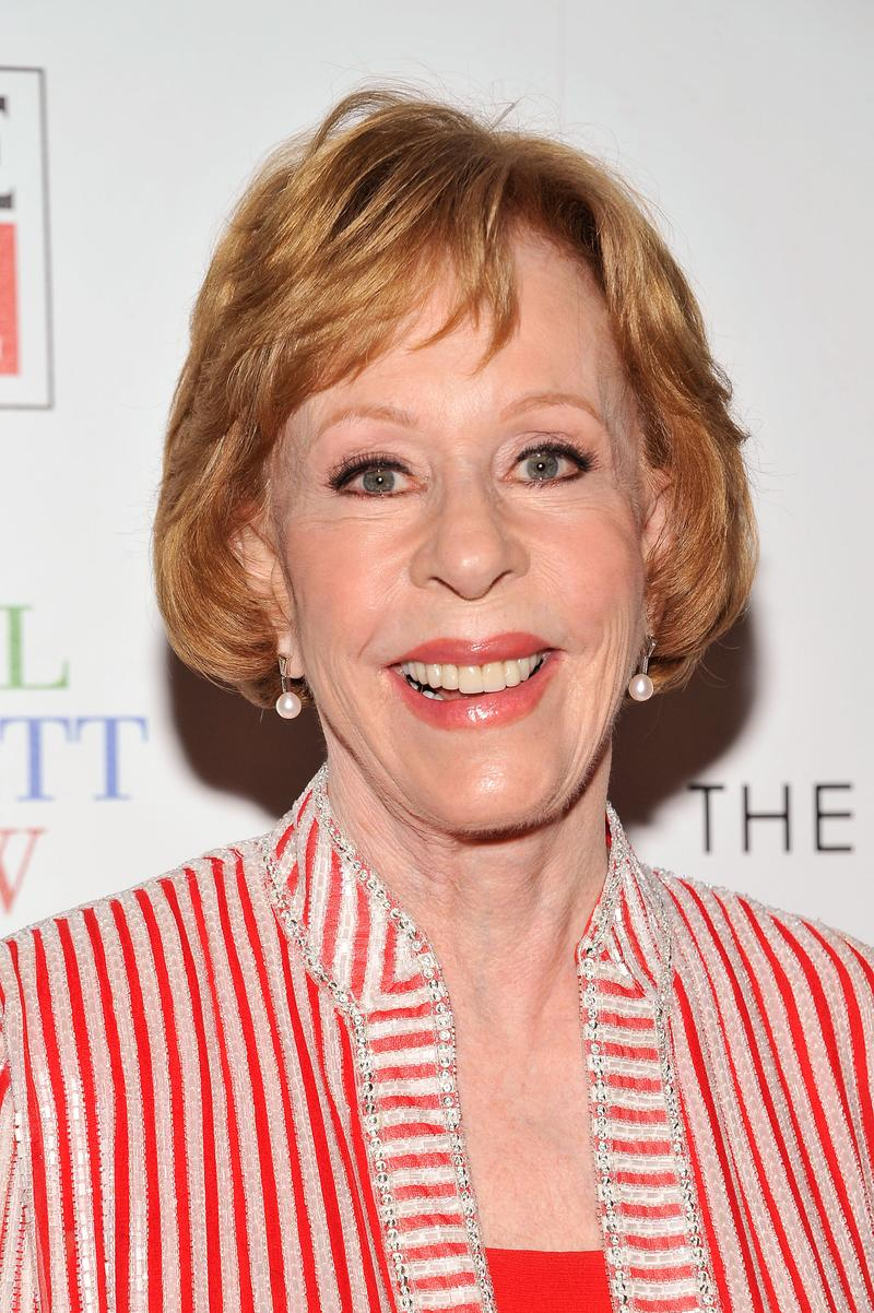 Carol Burnett attends the 'The Carol Burnett Show: The Lost Episodes' screening hosted by Time Life and The Cinema Society at The Roxy Hotel in New York City.