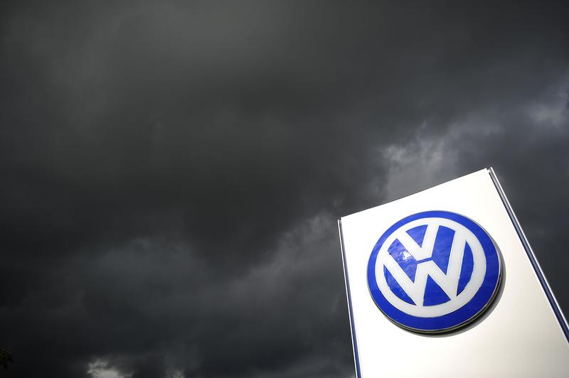 VW is caught in the middle of scandal over software that can cheat emissions inspections.