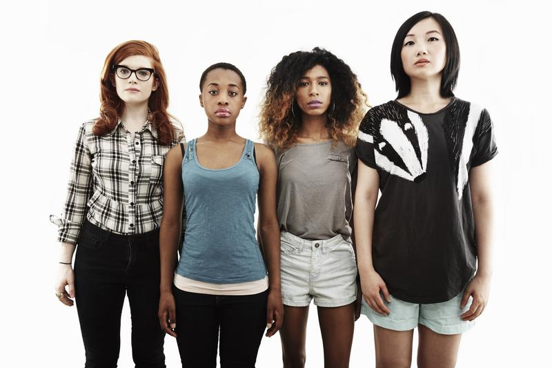 No candidate is winning young women, according to a new poll of more than 500 million millennial women — a group that represents 13 percent of the U.S. electorate.