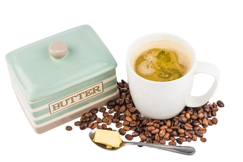 Could putting butter in your coffee lead to a better life?
