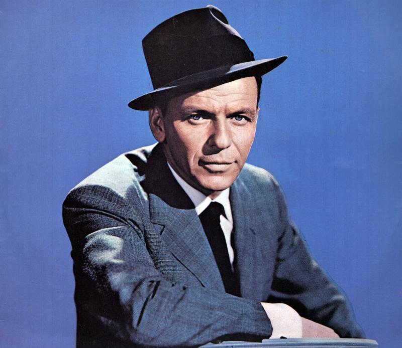 Frank Sinatra, circa 1960.