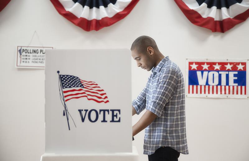 A new study from researchers at Harvard suggests that racial bias still plays a big role in the voting system.