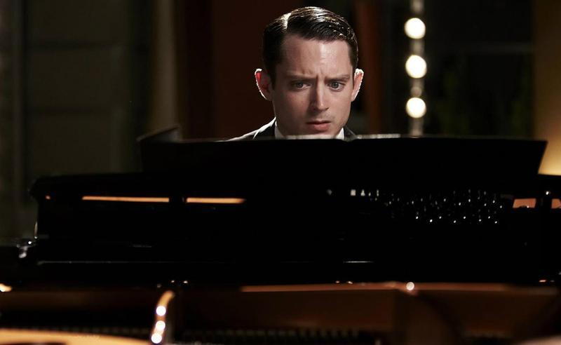 Elijah Wood in the film 'Grand Piano'