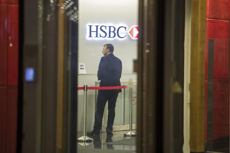 HSBC and four other banks are being sued for allegedly dealing with terrorists.