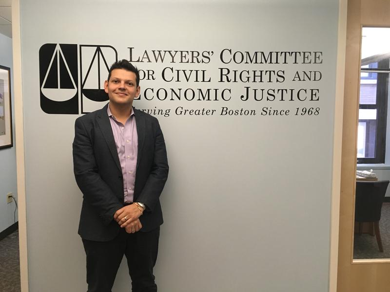 Iván Espinoza-Madrigal, Executive Director of the Lawyers' Committee for Civil Rights and Economic Justice.