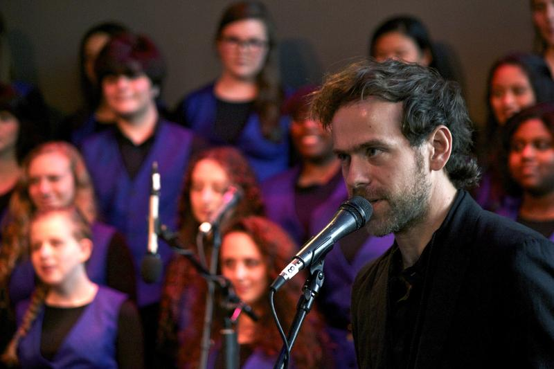 Bryce Dessner, co-curator of the festival, says as long as there's a Crossing Brooklyn Ferry festival, the Brooklyn Youth Chorus will be a part of it.