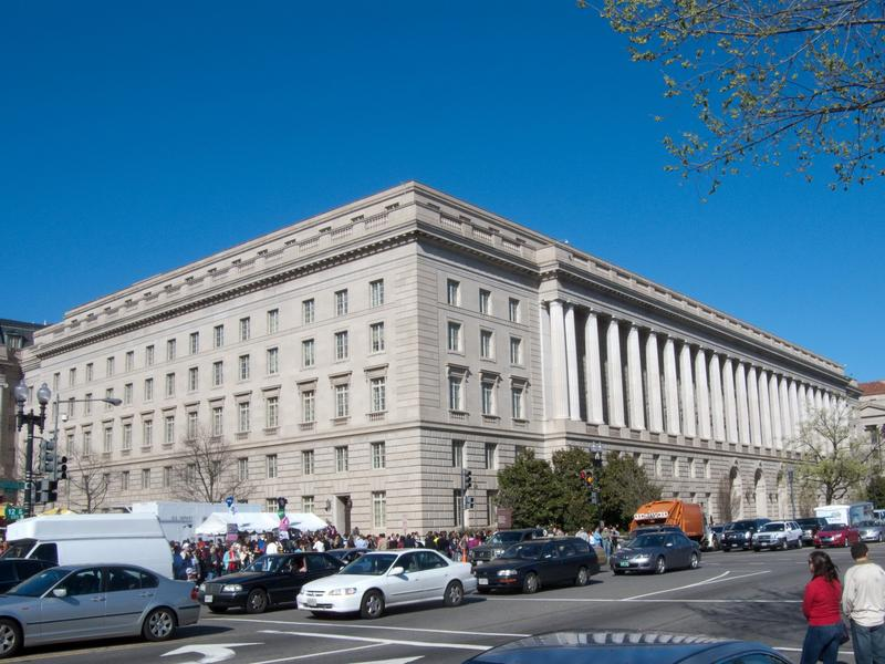 IRS Headquarters in Washington, DC