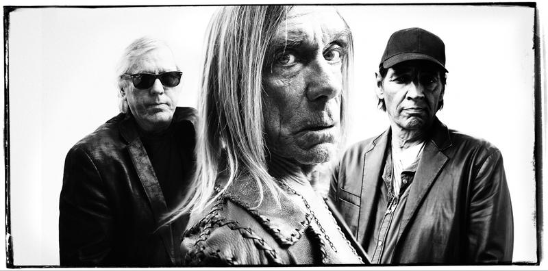 Iggy And The Stooges' latest album 'Ready To Die' is out April 30 on Fat Possum.