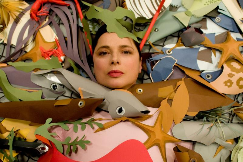 "Isabella Rossellini in ""Green Porno"" at BAM"