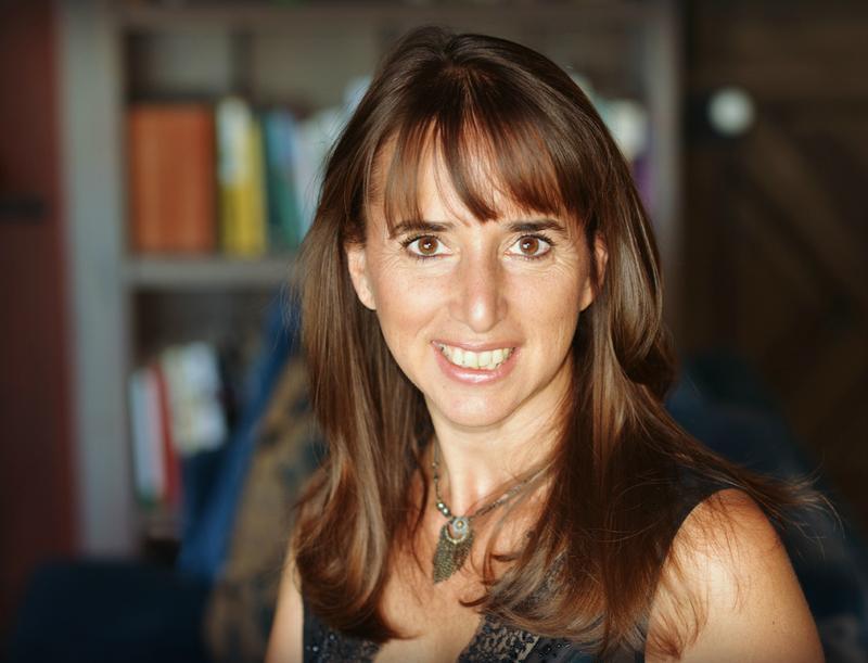 Novelist Isla Morley