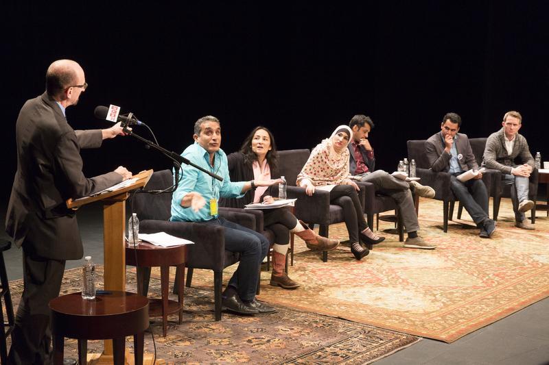 Islamophobia panel at BAM