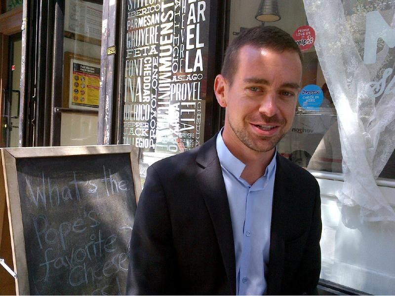 Jack Dorsey co-founded Twitter and Square. Although he lives in San Francisco, Dorsey has expressed interest in running for Mayor of New York.