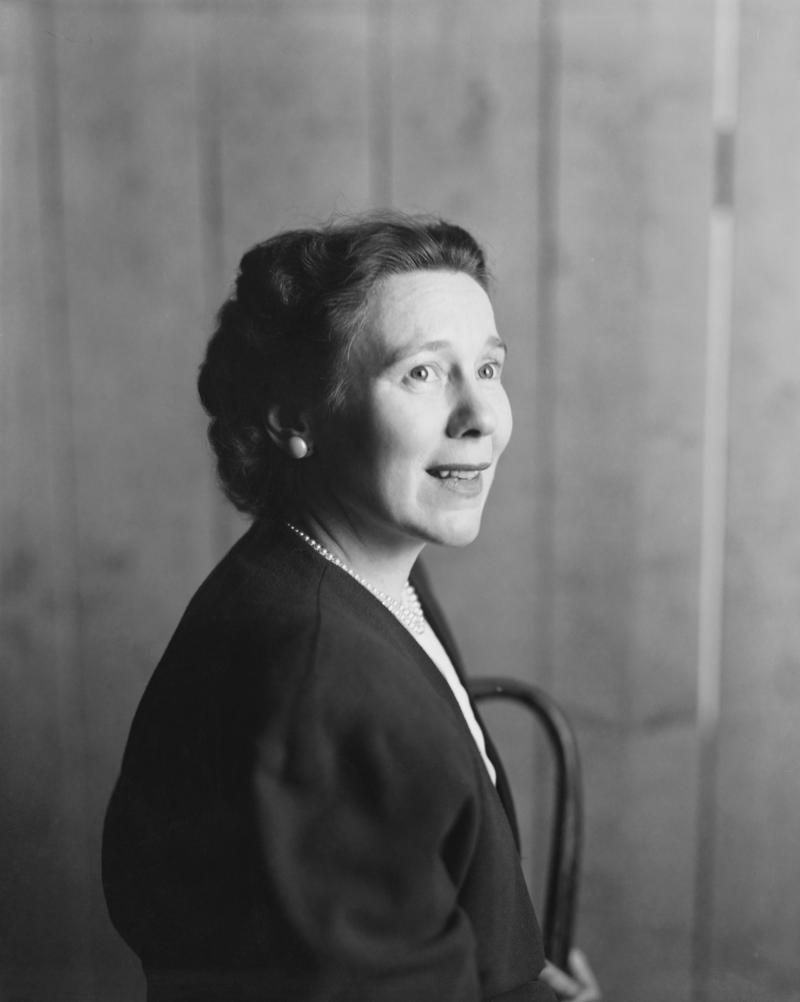 Jessamyn West, circa 1946