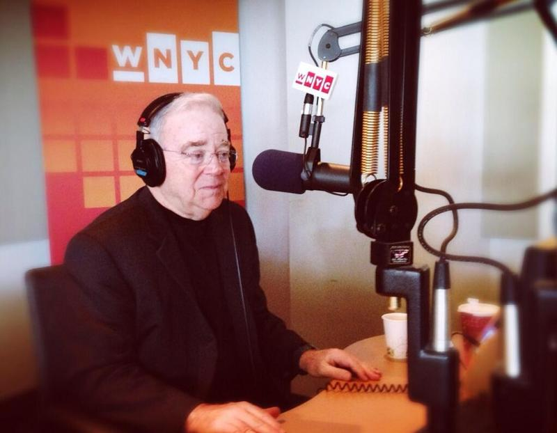 Jim Wallis, author of On God's Side: What Religion Forgets and Politics Hasn't Learned about Serving the Common Good in the WNYC studios.