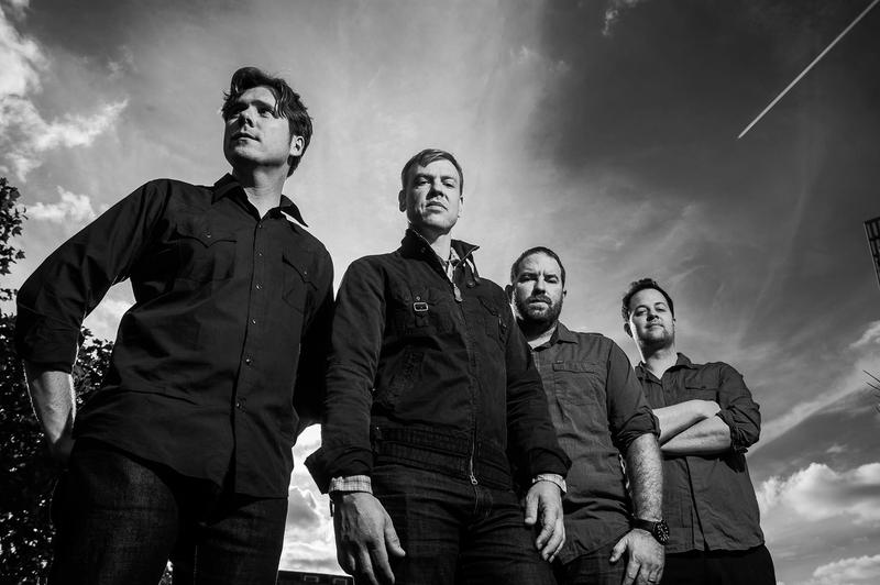 The new record 'Integrity Blues' from Jimmy Eat World is due out on October 21.