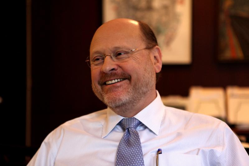 Former MTA chairman Joe Lhota