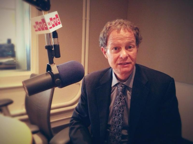 John Mackey, CEO of Whole Foods, in the WNYC Studios