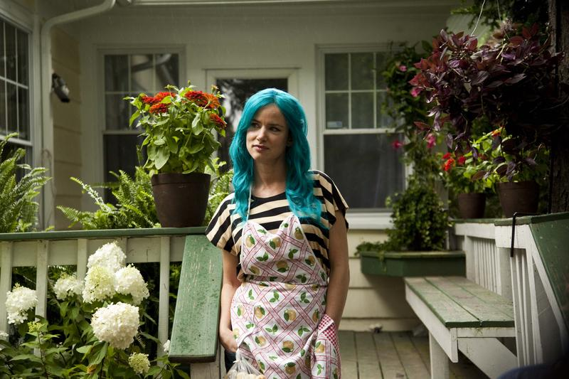 "Juliette Lewis plays a punk-rocker turned suburban mother in the film ""Kelly & Cal"""