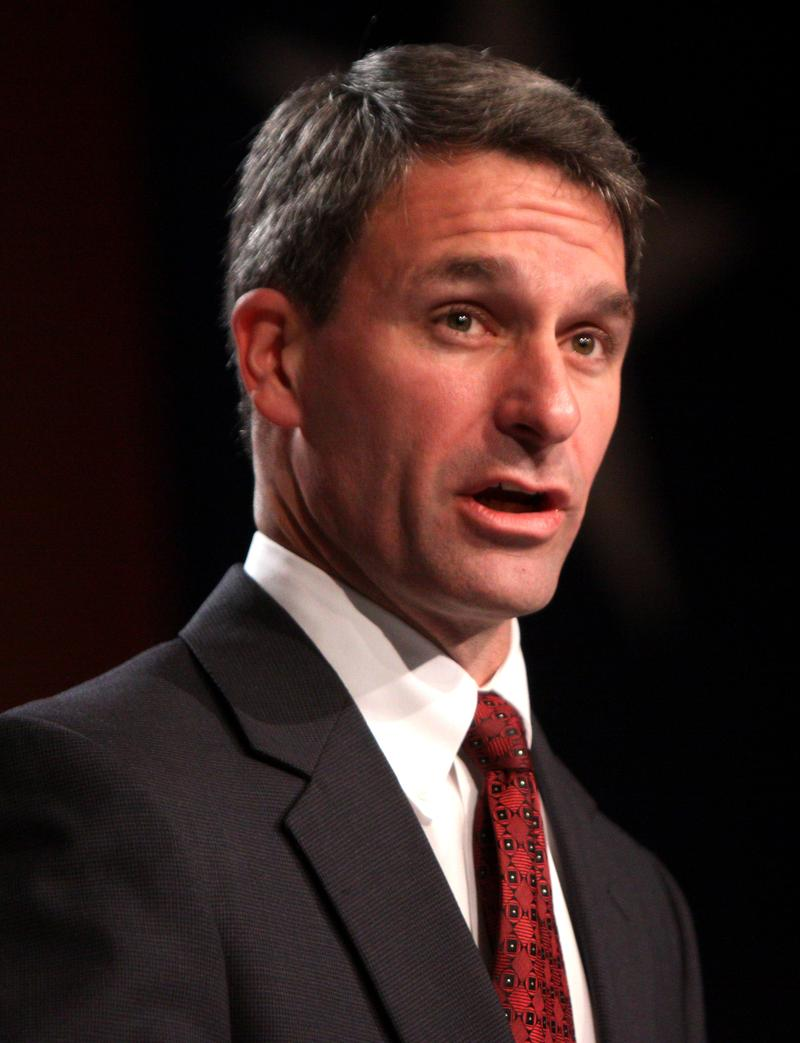 Ken Cuccinelli, Republican candidate for Governor of Virginia, at the 2011 Value Voters Summit