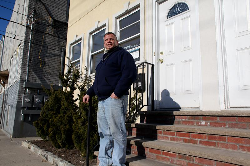 Ken Swan, who owns four buildings in Rockaway Park and is participating in NYC Rapid Repairs.