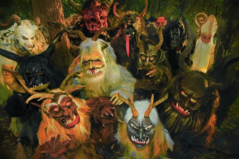 KrampusFest in Los Angeles is run by the Cacophony Society