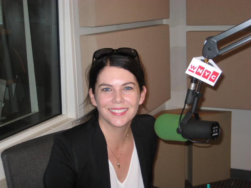 Lauren Graham at WNYC, May 2013