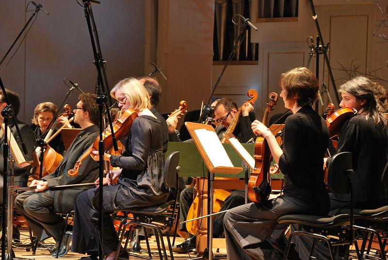 Le Concert d'Astrée, Misteria Paschalia Festival, Kraków Philharmonic, 19.04.2011