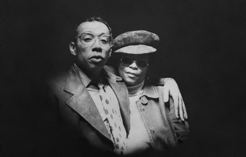 Lee and Helen Morgan in 1970, subjects of the documentary I CALLED HIM MORGAN, directed by Kasper Collin.