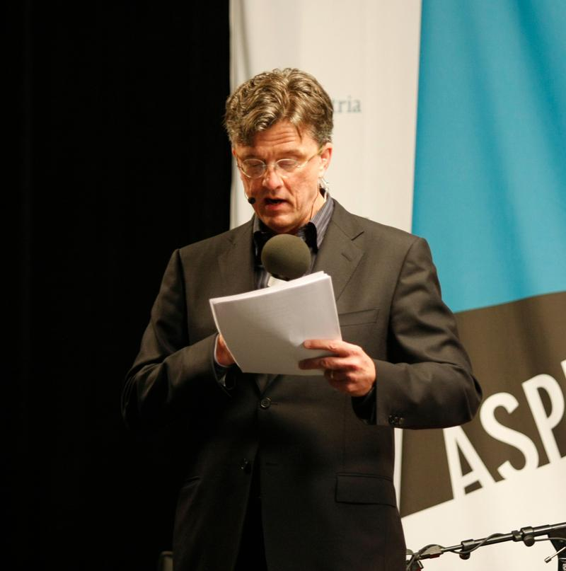 Kurt Andersen at the Aspen Ideas Festival in 2008