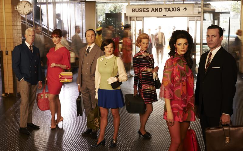 Season 7 of AMC's hit show Mad Men will be its last.