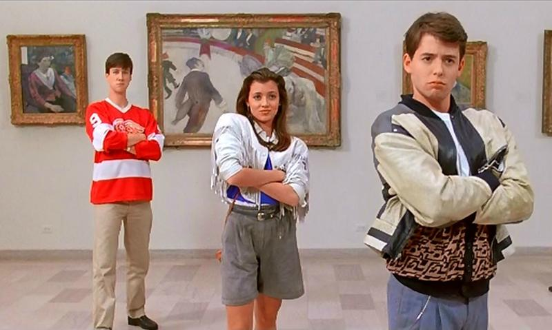<em> Ferris Bueller's Day Off </em>, 1986
