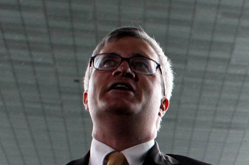 New York City Comptroller Scott Stringer.