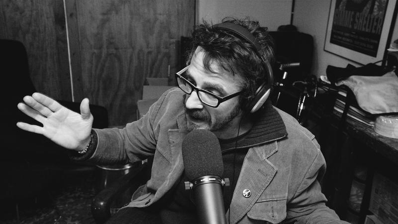 Marc Maron's podcast <em>WTF</em> recently celebrated its 500th episode.