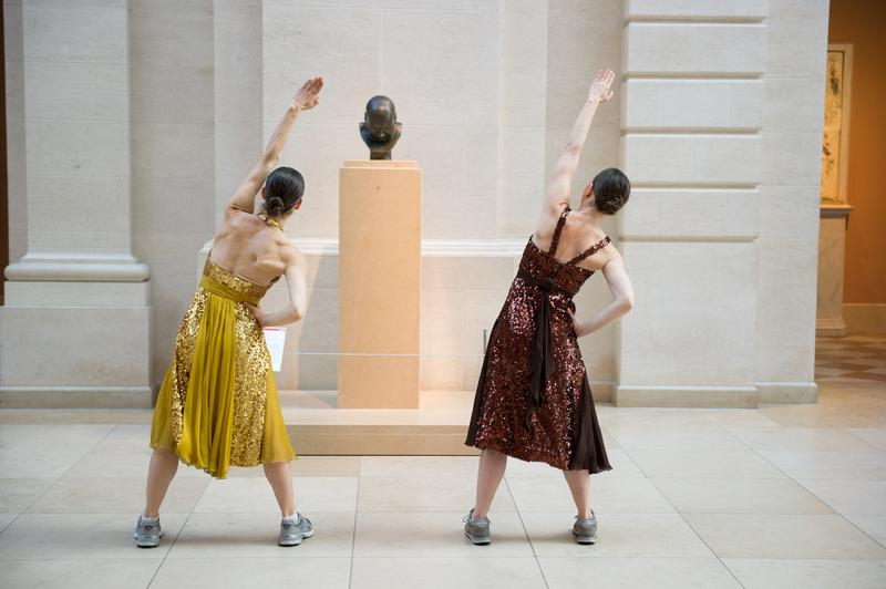 Monica Bill Barnes and Anna Bass are stretching their way to a fresh perspective at the Met