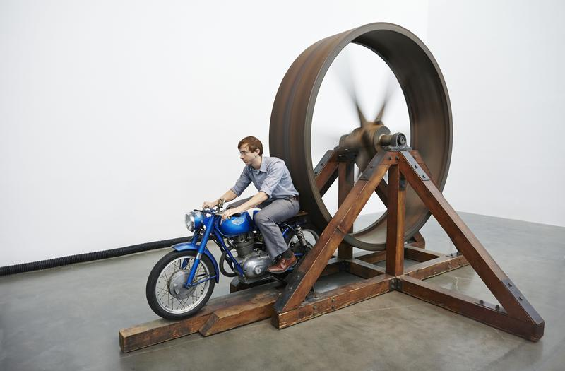 """Chris Burden: Extreme Measures"" at New Museum, New York, 2013"