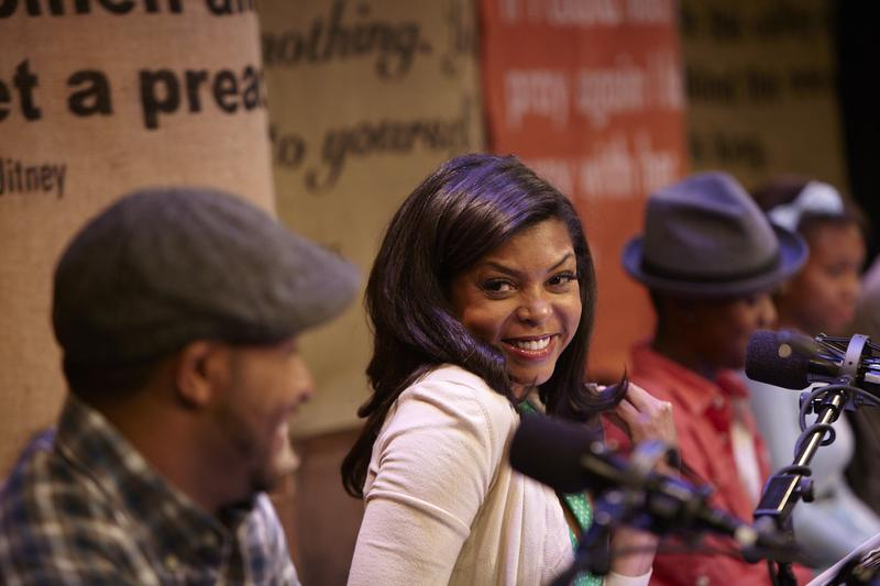 Taraji P. Henson in her August Wilson debut, live in The Greene Space