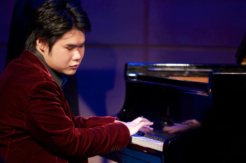 Japanese pianist Nobuyuki Tsujii performs live in The Greene Space