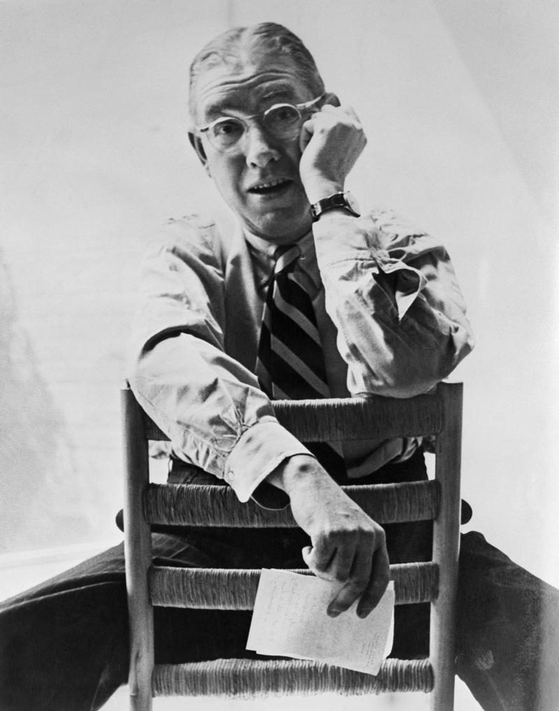 Ogden Nash, undated