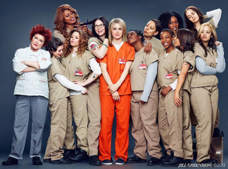 Netflix's breakout new show Orange is the New Black is set in a women's prison.