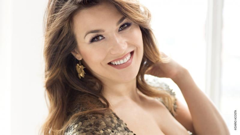 Olga Peretyatko sings the role of Gilda in Verdi's 'Rigoletto.'