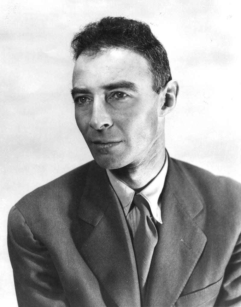 J. Robert Oppenheimer, 1944