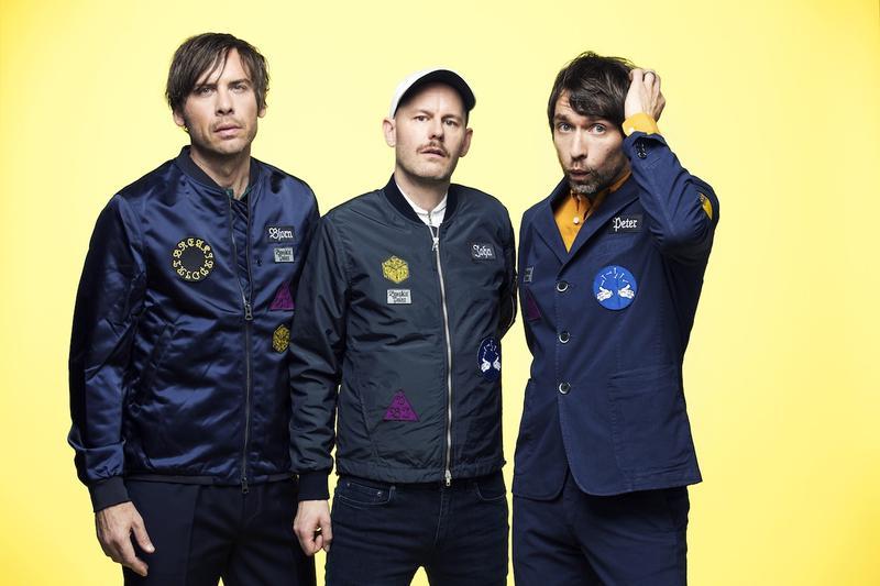 Peter Bjorn & John's new record is 'Breakin' Point.'