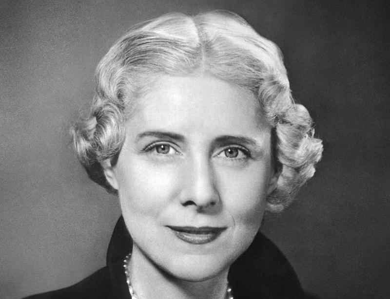 Clare Boothe Luce was once one of the most influential women in American politics