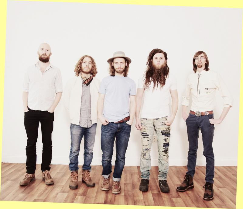Parsonsfield's new album 'Blooming Through the Black' is out Friday.