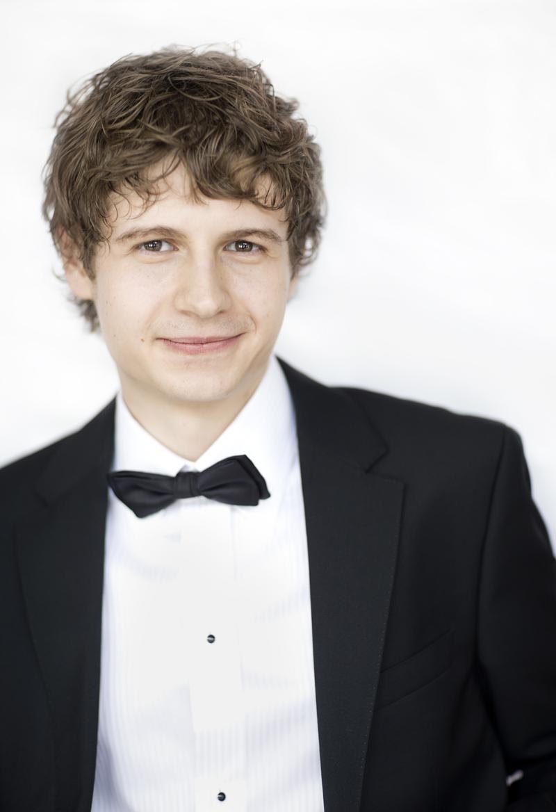Pianist Pavel Kolesnikov.