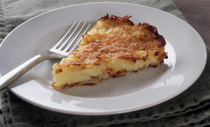 Potato Kugel. From The Book of Schmaltz, by Michael Ruhlman