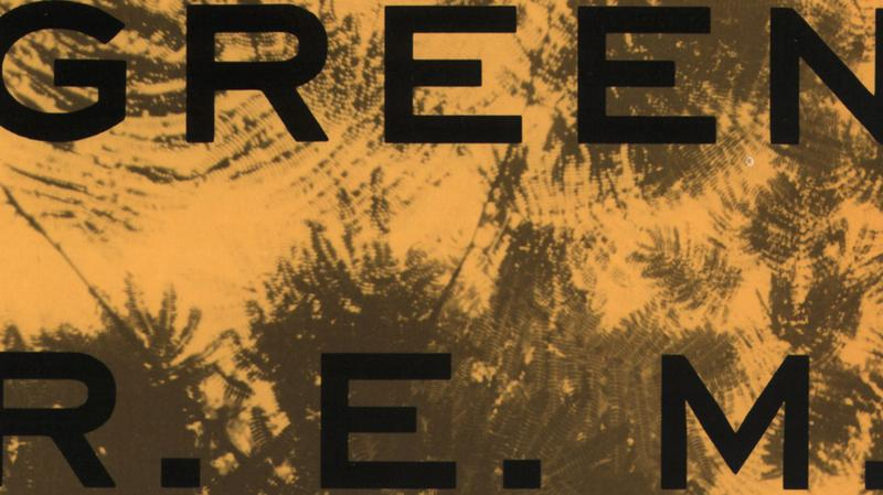 R.E.M.'s major label debut 'Green' came out 25 years ago.