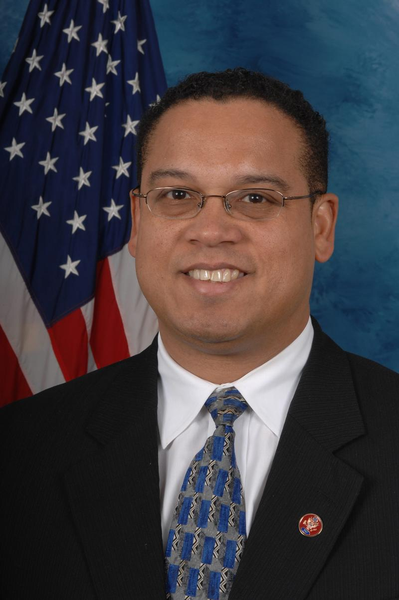 Keith Ellison, member of the United States House of Representatives
