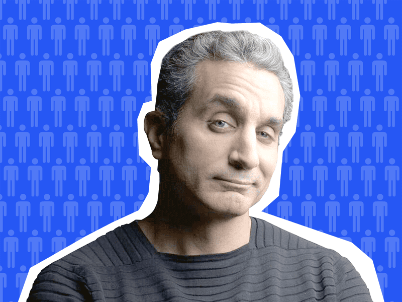 Author and Comedian Bassem Youssef on Sooo Many White Guys