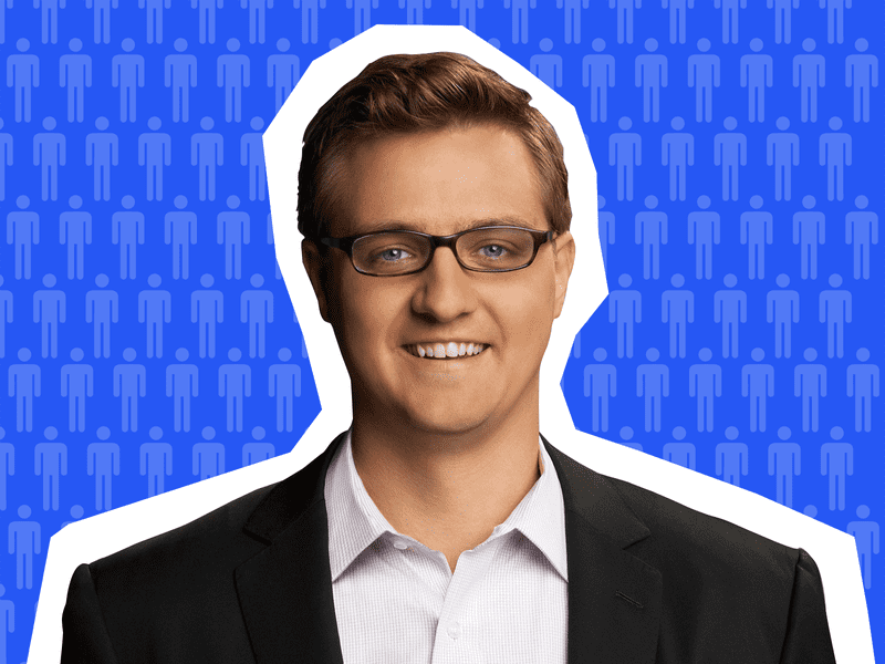 Author and MSNBC Host Chris Hayes on Sooo Many White Guys